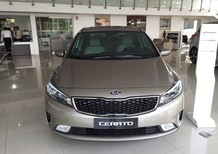 Kia Đồng Nai bán Cerato 2017, hỗ trợ vay 85%, chỉ 137tr có xe giao ngay. Còn thương lượng giá