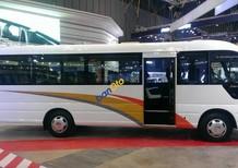 Xe khách 29 chỗ Hyundai County Limousine thân dài Đô Thành