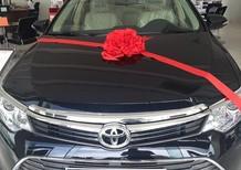 Toyota Hải Dương bán Toyota Camry 2.0E 2017, màu đen, mới 100%. Hỗ trợ trả góp, lãi suất thấp - LH:096.131.4444(Ms.Hoa)