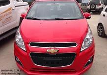 Bán xe Chevrolet Spark LT 2016, giá siêu rẻ, trả góp chỉ 4 tr 1 tháng