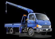 [Xe cẩu Hyundai trả góp 80% - không cần cải tạo] Giá mua bán xe Hyundai gắn cẩu UNIC - Soosan tại Bà Rịa Vũng Tàu