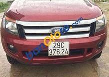Bán Ford Ranger đời 2014, màu đỏ số sàn, giá 530tr