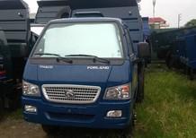 Xe tải Ben Thaco Forland FLD250C tải trọng 2.5 tấn (2 khối) tại Hải Phòng