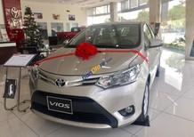 Toyota Hải Dương bán Vios 1.5L khuyến mãi lớn, đủ màu, giá tốt, hỗ trợ trả góp 80% (7 năm) - LH: 096.131.4444(Ms. Hoa)