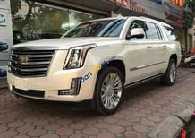 Cadillac Escalade ESV Premium 2016, màu trắng, xe nhập Mỹ, giá tốt nhất, giao ngay - LH: 0902008844