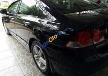 Cần bán Honda Civic 2.0 năm sản xuất 2008, màu đen