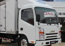 Bán xe tải JAC 2 tấn Nam Định thùng bạt, kín cao cấp, bảo hành 5 năm 0964674331