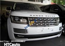 Range Rover SV Autobiography 2016 màu trắng