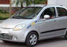 Cần bán xe Chevrolet Spark LT sản xuất 2009, màu bạc