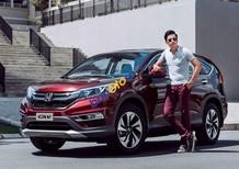 Honda Biên Hoà bán Honda CR V 2.4 TG, giá ưu đãi khủng cuối năm + tặng bộ quà giá trị cao