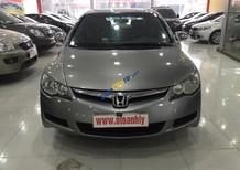 Ô tô Honda Civic sản xuất năm 2008, màu xám