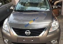 Khuyến mãi xe Nissan Sunny 2017 màu nâu tại Quảng Bình, hỗ trợ trả góp, làm giấy tờ xe, hotline 0914815689