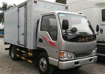 Xe tải 2,4 tấn Hải Phòng, thùng bạt, thùng kín 0964674331