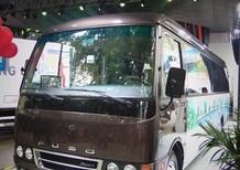 Bán xe khách Fuso Rosa 22 chỗ hàng 3 cục nhập Nhật,sang trọng giá tốt