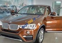 Cần bán xe BMW X4 Sport sản xuất 2016, màu nâu