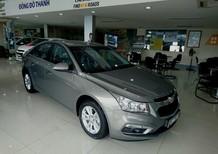 Chevrolet Cruze mới vay 90% toàn quốc- Cam kết giá tốt - LH 0912844768