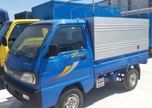 Bán xe tải 650 kg, Thaco Towner 750A, thùng mui bạt 650kg, hỗ trợ vay vốn
