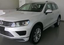 Bán ô tô Volkswagen Touareg GP 2014, màu trắng, nhập khẩu Đức. LH Hương: 0902.608.293
