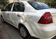 Cần bán xe Daewoo Gentra năm sản xuất 2010, màu trắng