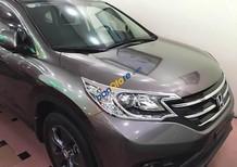 Cần bán gấp Honda CR V 2.4AT năm sản xuất 2013, màu xám