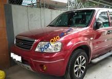 Cần bán xe Ford Escape 2.3L năm 2006, màu đỏ