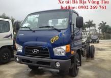Cần gấp chủ mới cho xe tải Hyundai Mighty HD72, cabin Chassis, giá tốt tại Bà Rịa Vũng Tàu - 0902 269 761