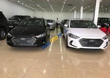 Cam kết giao ngay Hyundai Elantra 1.6AT 2017, màu trắng và đen KM 30tr bọc vô lăng trải sàn