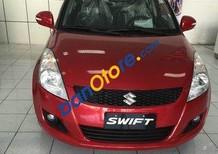 Bán xe Suzuki Swift AT năm sản xuất 2016, màu đỏ