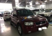 Bán ô tô Ford Escape năm 2002, màu đỏ, giá chỉ 175 triệu