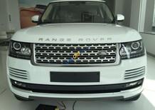 Giá xe Landrover Range Rover Vogue 2015, màu trắng, gọi 0918842662