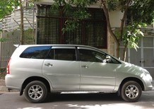 Bán xe Innova 2.0G màu ghi bạc sx cuối 2007. Lh Ms Huyền 0968788526 chính chủ