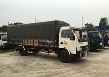 Xe tải 7,5 tấn vay vốn 100% giá trị chiếc xe, Veam VT735 động cơ lớn từ Nhật Bản