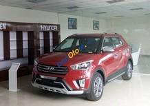 Cần bán Hyundai Creta năm sản xuất 2015, màu đỏ, xe nhập