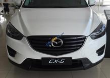 Bán ô tô Mazda CX 5 2.0 năm sản xuất 2016, màu trắng, xe nhập, giá tốt