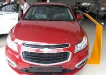 Bán Chevrolet Cruze LT đời 2018, màu đỏ, giá tốt