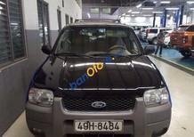Cần bán xe Ford Escape năm 2003, màu đen