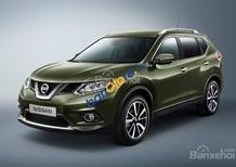 Cần bán xe Nissan X Trail 2WD đời 2017, màu xanh, nhập khẩu, khuyến mại tiền mặt và phụ kiện