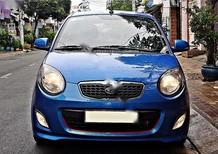 Cần bán xe Kia Morning 1.2AT năm sản xuất 2011, màu xanh lam