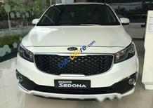 Bán Kia Sedona năm sản xuất 2016, màu trắng