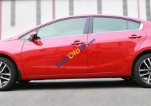 Bán xe Kia Cerato 1.6 MT năm 2016, màu đỏ, 612tr