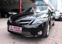 Bán ô tô Toyota Corolla altis 2.0V sản xuất 2014, màu đen