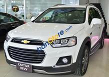 Bán ô tô Chevrolet Captiva LTZ năm sản xuất 2017, màu trắng
