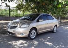 Bán ô tô Toyota Vios 1.5E 2011, màu ghi vàng
