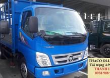 Xe tải Thaco Ollin 500B tải trọng 5 tấn thùng dài 4.3m, giá xe tải Thaco Foton 5 tấn, mua bán xe tải 5 tấn trả góp