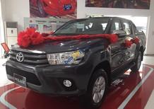 Bán Toyota Hilux 2.4E AT nhập khẩu đời mới, xe giao ngay, hỗ trợ vay 85% giá trị xe