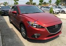 Bán xe Mazda 3 2.0L AT, với đủ màu đời mới 100%, giá tốt tại Mazda Lê Văn Lương, hotline: 0912879858 - 0976834599