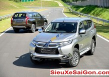 Xe Mitsubishi Pajero 3.0L 4x4AT 2017, xe nhập
