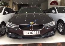 Bán xe BMW 320i đời 2015, màu đen, nhập khẩu