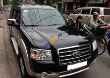 Cần bán xe Ford Everest model 2008, màu đen giá cạnh tranh
