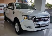 Cần bán xe Ford Ranger XLT năm 2016, màu trắng, nhập khẩu chính hãng giá tốt